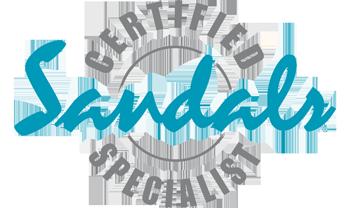 Certified Sandals Specialist Logo